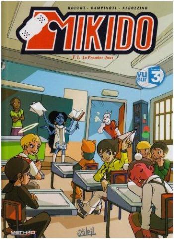 Couverture de l'album Mikido - 1. Le Premier Jour
