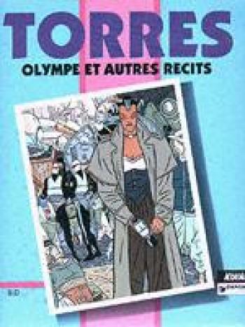 Couverture de l'album Olympe et autres récits (One-shot)