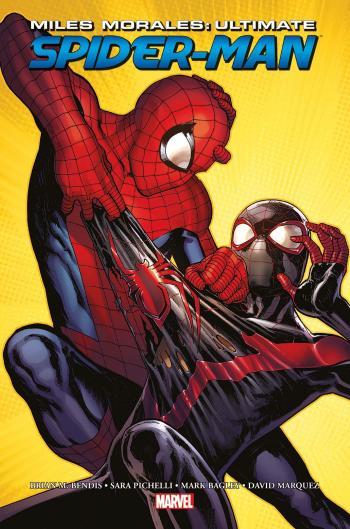 Couverture de l'album Ultimate Spider-Man (Marvel Omnibus) - 2. Ultimate Spider-Man - Tome 2