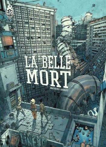 Couverture de l'album La belle mort (One-shot)