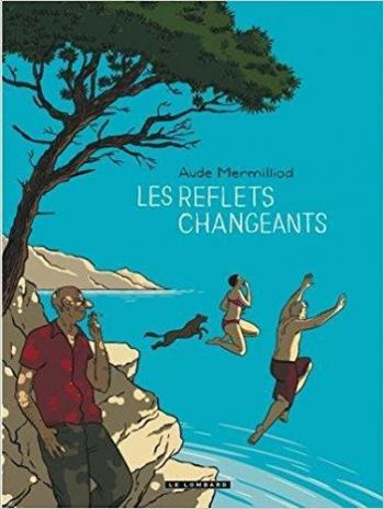 Couverture de l'album Les Reflets changeants (One-shot)