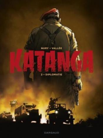 Couverture de l'album Katanga - 2. Diplomatie