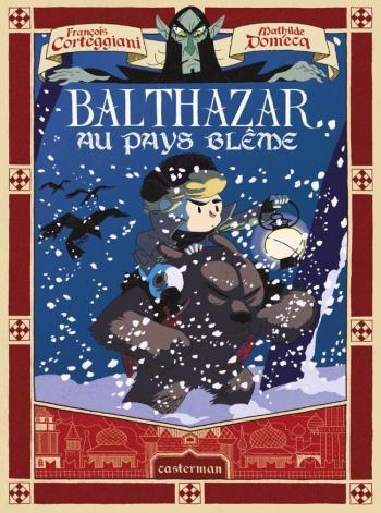 Couverture de l'album Balthazar au pays blême (One-shot)