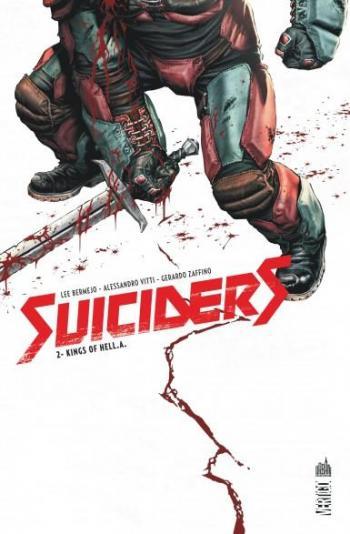 Couverture de l'album Suiciders - 2. Kings of Hell.A.