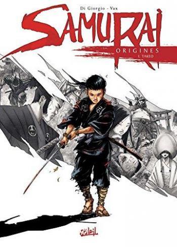 Couverture de l'album Samurai Origines - 1. Takeo