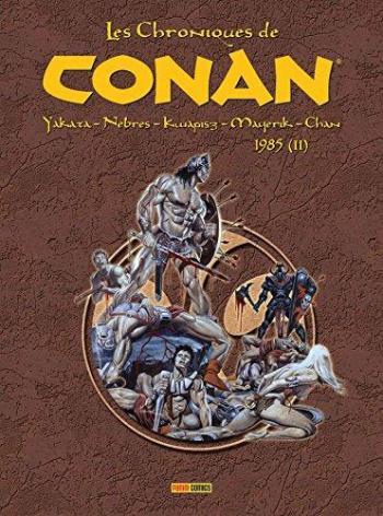 Couverture de l'album Les Chroniques de Conan - 20. 1985 (II)