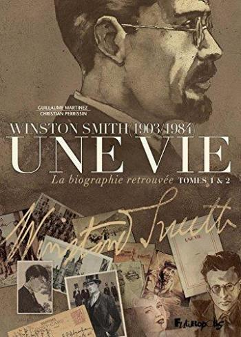 Couverture de l'album Une vie - Winston Smith (1903-1984) - La Biographie retrouvée - COF. 1916 - Land Priors ; Tome 2, 1917-1921 - King's scholar
