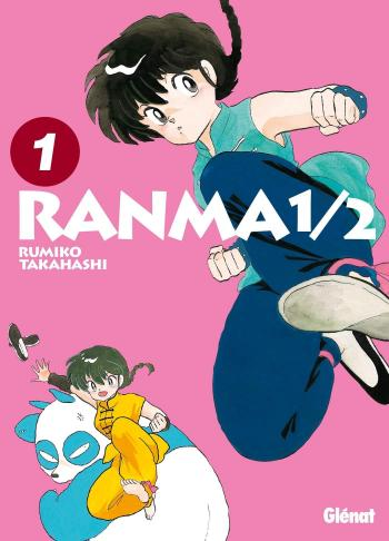 Couverture de l'album Ranma 1/2 (Édition Originale) - 1. Tome 1