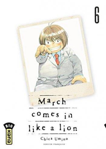 Couverture de l'album March Comes in Like a Lion - 6. Tome 6