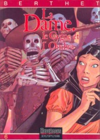 Couverture de l'album La dame, le cygne et l'ombre (One-shot)