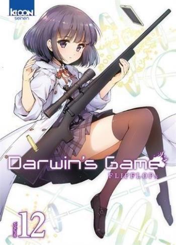 Couverture de l'album Darwin's Game - 12. Tome 12