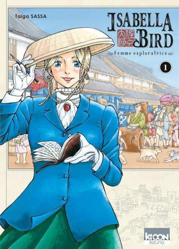Couverture de l'album Isabella Bird - Femme exploratrice - 1. Tome 1