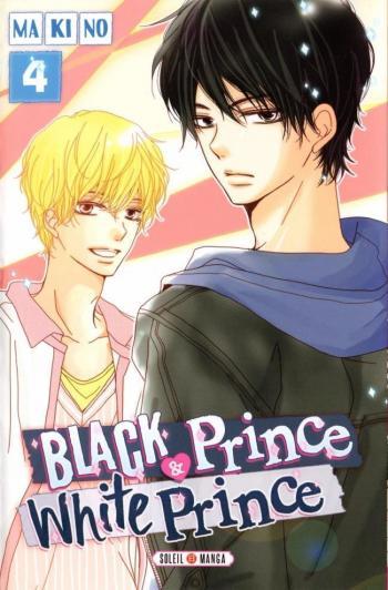 Couverture de l'album Black Prince & White Prince - 4. Tome 4