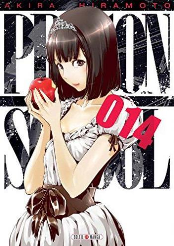 Couverture de l'album Prison School - 14. Tome 14