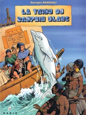 Couverture de l'album Mayas - 1. La tribu du dauphin blanc