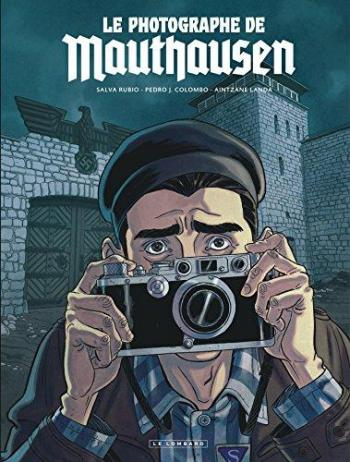 Couverture de l'album Le Photographe de Mauthausen (One-shot)