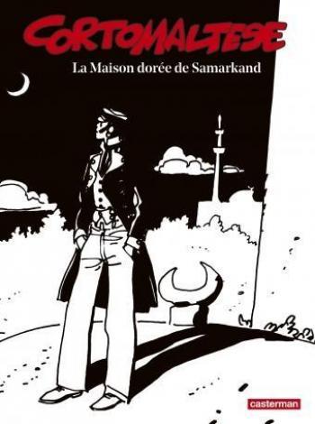 Couverture de l'album Corto Maltese (Casterman 2015) - 8. La Maison dorée de Samarkand