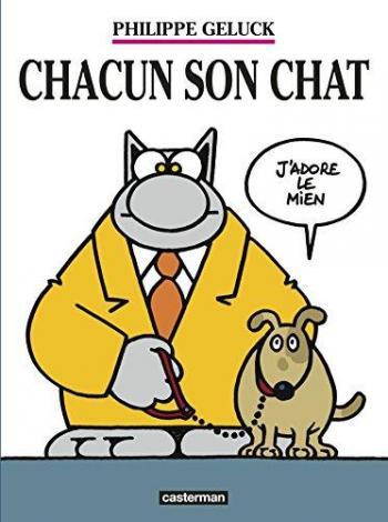 Couverture de l'album Le Chat - 21. Chacun Son Chat