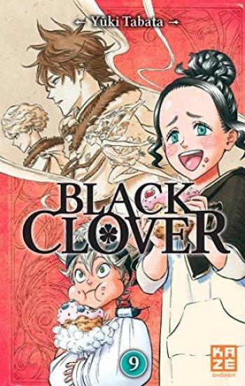 Couverture de l'album Black Clover - 9. Tome 9