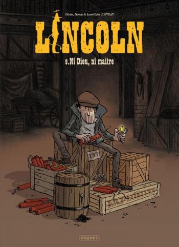 Couverture de l'album Lincoln - 9. Ni Dieu, ni maître !