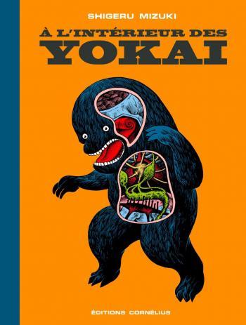 Couverture de l'album A l'Interieur des Yokai (One-shot)