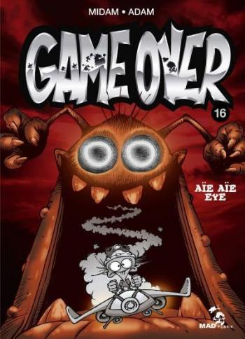 Couverture de l'album Game Over - 16. Aïe aïe eye