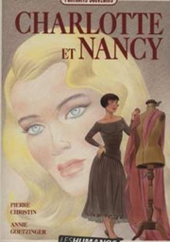 Couverture de l'album Charlotte et Nancy (One-shot)