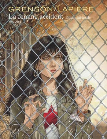 Couverture de l'album La Femme accident - INT. La femme accident - Edition intégrale