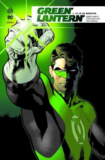 Couverture de l'album Green Lantern Rebirth - 1. La loi de Sinestro