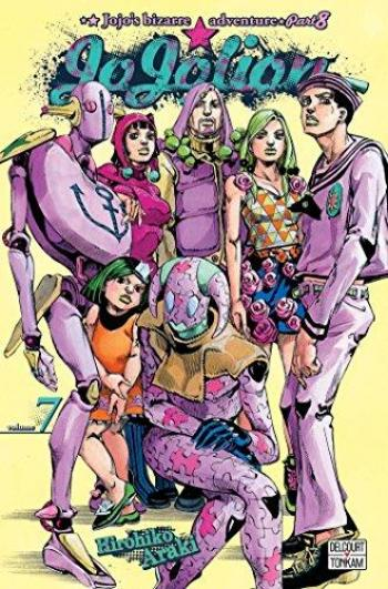 Couverture de l'album Jojo's Bizarre Adventure - Saison 8 - Jojolion - 7. King Nothing