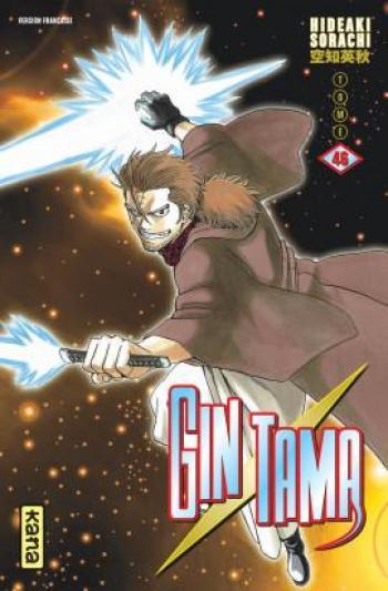 Couverture de l'album Gintama - 46. Tome 46