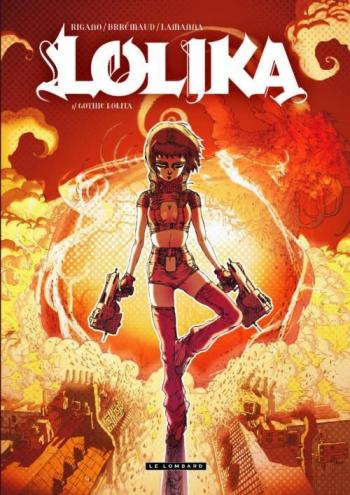 Couverture de l'album Lolika - 1. Gothic Lolita