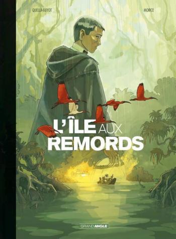 Couverture de l'album L'île aux remords (One-shot)