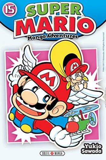 Couverture de l'album Super Mario - Manga Adventures - 15. Tome 15