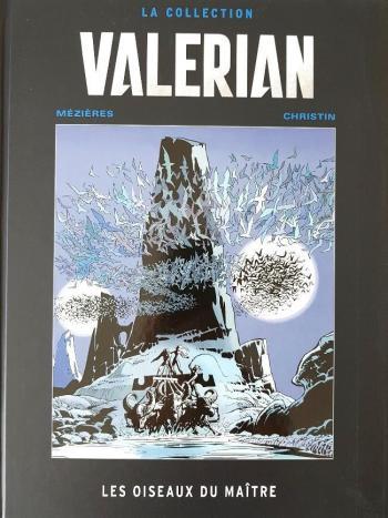 Couverture de l'album Valérian (Hachette) - 5. Les Oiseaux du Maître