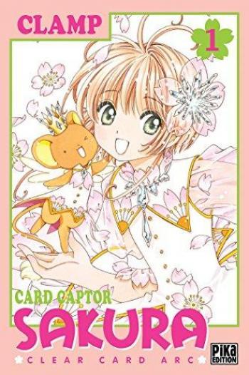Couverture de l'album Card Captor Sakura - Clear Card Arc - 1. Tome 1