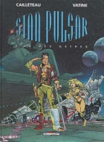 Couverture de l'album Stan Pulsar (One-shot)