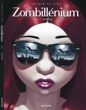 Couverture de l'album Zombillénium - 1. Gretchen