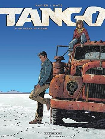 Couverture de l'album Tango - 1. Un océan de pierre