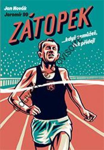 Couverture de l'album Zatopek (One-shot)