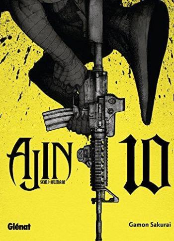 Couverture de l'album Ajin - Semi humain - 10. Tome 10