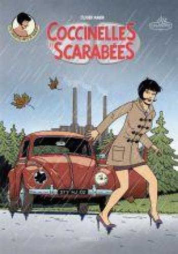 Couverture de l'album Les Enquêtes auto de Margot - 5. Coccinelle et scarabée