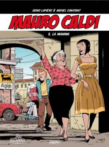 Couverture de l'album Mauro Caldi - 8. La mamma