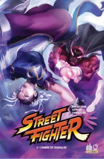 Couverture de l'album Street Fighter (Urban) - 2. L'ombre de Shadaloo