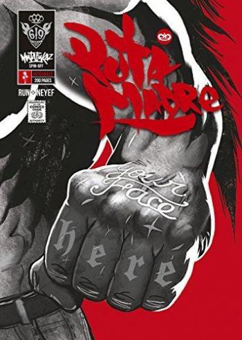 Couverture de l'album Mutafukaz' puta madre - INT. Intégrale