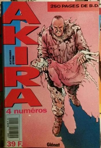 Couverture de l'album Akira (Kiosque) - INT. Akira - Tome 5