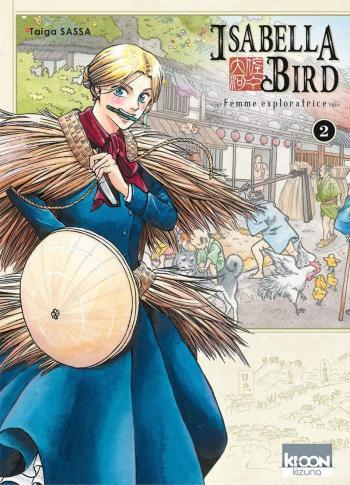Couverture de l'album Isabella Bird - Femme exploratrice - 2. Tome 2