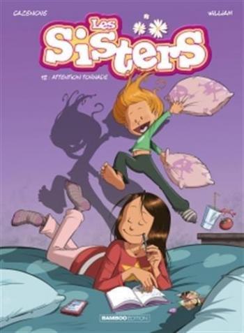 Couverture de l'album Les Sisters - 12. Attention tornade
