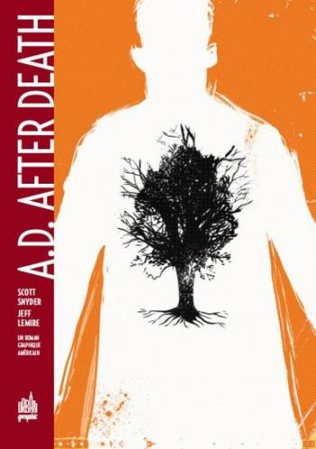 Couverture de l'album A.D. After Death (One-shot)
