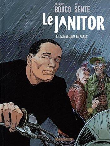 Couverture de l'album Le Janitor - 4. Les Morsures du passé